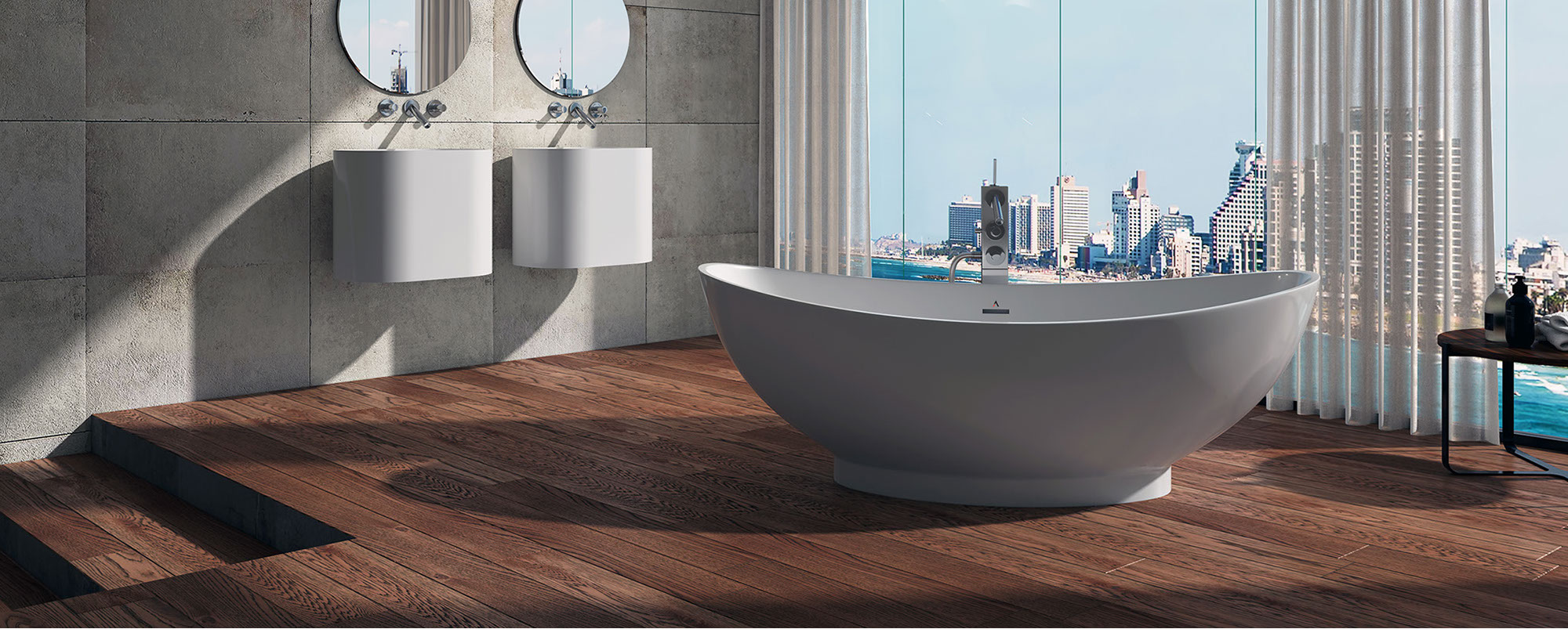 Charmant Bathtubs; Shower Bases; Accessories
