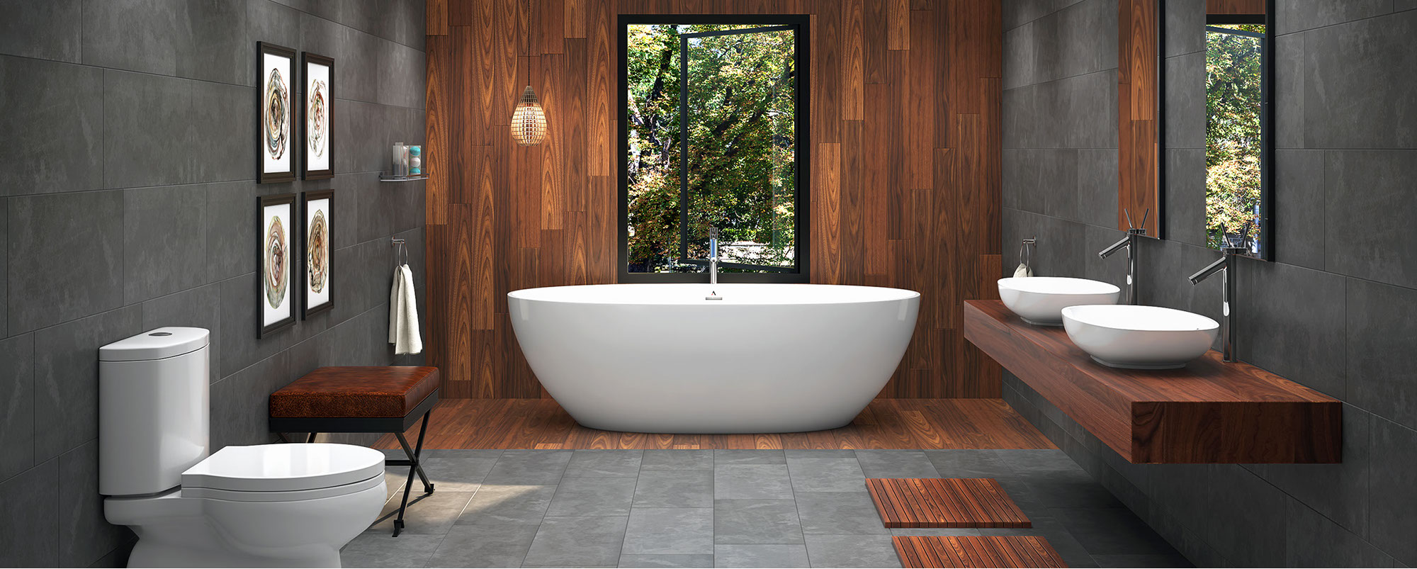 Merveilleux Bathtubs; Shower Bases; Accessories